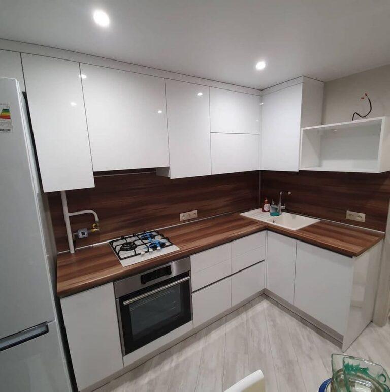 маленькая кухня в Киеве